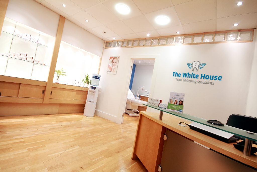 teeth whitening clinic Manchester